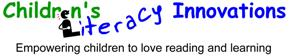 Children's Literacy Innovations Logo