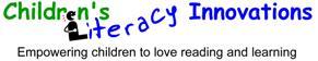 Children's Literacy Innovations Logo